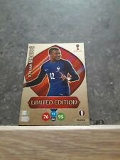 Panini Adrenalyn XL FIFA FIFA WC Russia Limited Edition Kylian Mbappe