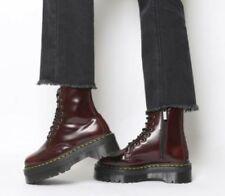prix favorable style de mode acheter pas cher Bottes et bottines rouge Dr. Martens pour femme | Achetez ...