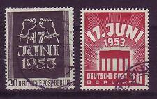 Gestempelte Briefmarken aus Deutschland (ab 1945) für Geschichte