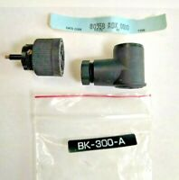 NEW IFM EFECTOR BK-300-A CONNECTOR 90DEGREE 4PIN FEMALE BK300A