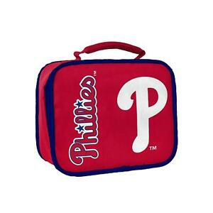 """PHILADELPHIA PHILLIES ~  """"Sacked"""" Lunchbox ~ Cooler ~ Insulated lunch box"""