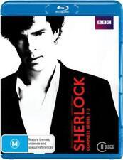 NEW Sherlock Blu Ray Free Shipping