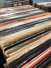 Random Selection Classic Rock Vinyl Records Selection Of 5 60s 70s 80s Bundle LP