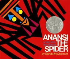 Anansi the Spider: A Tale from the Ashanti McDermott, Gerald Paperback