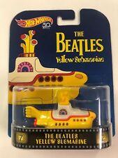 The Beatles Yellow Submarine * Hot Wheels Retro Case G * SALE! * WB40