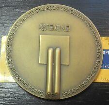 penning médaille Bronze Endiel 1981 ANIME JOAO MACHADO