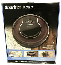 New Shark ION 720 Silver Robot Vacuum Cleaner with Easy Scheduling Remote