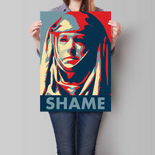 Game of Thrones Shame Nun Poster Wall Art TV Series 16.6 x 23.4 in (A2)