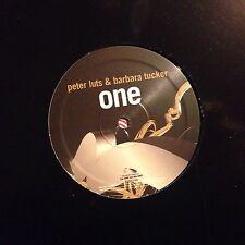 PETER LUTS & BARBARA TUCKER • One • Vinile 12 Mix • 2007
