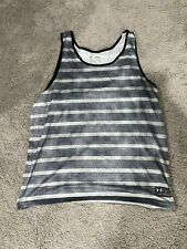 Under Armour Tank Top Gray Size Xl