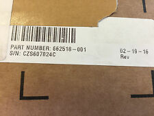 NEW HP DL380 G8 Fan Cage Assembly 662518-001