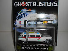 ECTO-1 GHOSTBUSTERS CAZAFANTASMAS HOT WHEELS 1/64