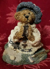 Vintage 1993 Boyds Bears & friends Golfer God With Those Who Persevere Pristine