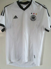 Germany Home 2002 WC Final Football Shirt Size Small /35732