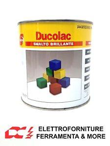 DUCO Smalto Ducolac Brillante MARRONE CHIARO 0,750 lt Alta Copertura