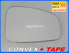 RENAULT LAGUNA 2007-2016 Wing Mirror Glass CONVEX + TAPE Right Side /H025 /139