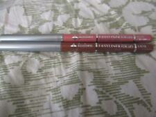 Jordana Easyliner For Lips Retractable Pencil Rose Crush and Latte 2 Piece Open