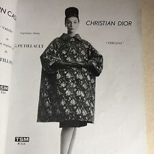 Vintage 1950s L'OFFICIEL Paris FRENCH Fashion MAGAZINE 120+ Pages COUTURE Photos