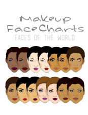 Walkerson Emma-Makeup Face Charts Faces Of Th (US IMPORT) BOOK NEW