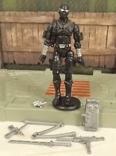 GI JOE 25th anniversary Snake Eyes v34 ninja commando 2008 action figure