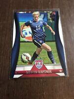 2015 Panini USA National Team Soccer Box Set Megan Rapinoe #17 USWNT