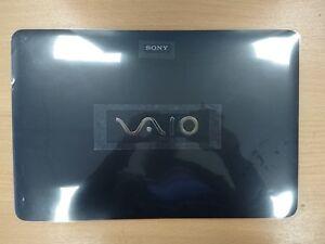 Sony Svf151 Svf152 Screen Back Lid Cover Black Eahk9003010