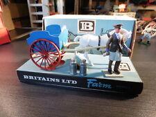 VINTAGE 1:32 SCALE BRITAINS MILK FLOAT BOXED 9503