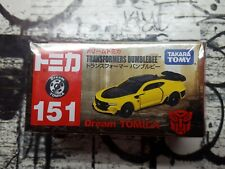 TOMICA #151 TRANSFORMERS BUMBLEBEE NEW IN BOX DREAM TOMICA SERIES NYL
