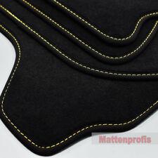 Tappetini PORSCHE 911 996 originale qualità velluto tappetini 4x Grigio Nuovo