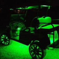 Golf Cart LED Body Glow Neon Wireless Lights 12Pods Kit For EZGO CLUB CAR YAMAHA