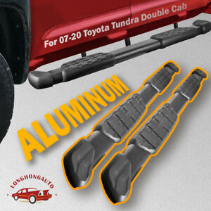 Step Nerf Bar-Signature Series 3 in Round Cab Length fits 89-94 Toyota Pickup