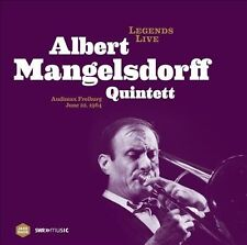 Legends Live: Albert Mangelsdorff Quintett, New Music