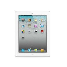 Geniune Apple iPad 2 2nd Generation 64GB WiFi White *VGWC!* + Warranty!