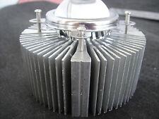 1pc Up To 100w Led Aluminium Heatsink Round Len 10w 20w 30w 45w 50w 100w