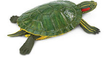 RED EARED SLIDER TURTLE Replica  #269529 ~FREE SHIP in USA w/  $25+SAFARI Ltd.