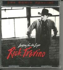 Rick Trevino Looking for the Light The Radio Special Promo CD New/Sealed