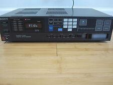 Sony STR-AV260 Vintage FM Stereo/AM Receiver Tested Free Shipping
