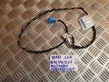 Mercedes W117 Cla Multimedia Câblage Faisceau de Câbles A1765401201