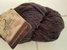 3 Columbia Imperial Yarn  skeins Wool Osprey Oregon Free Shipping