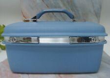 Samsonite Montebello II Makeup Cosmetic Train Case Luggage Carry-On Suitcase