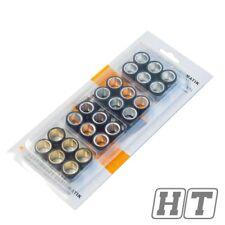 Abstimmset Variorollen 17x12mm für 4/4,5/5/5,5gr für Aprilia Scarabeo AC Di-Tech