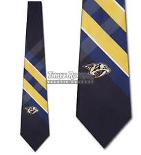 Nashville Predators Ties Mens Predators Necktie Licensed Neck Tie NWT