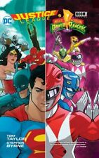 More details for justice league/power rangers by tom taylor 9781401285159 | brand new