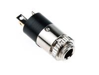 Lumberg Chassis Jack Plug Socket Stereo 3-Pole 1A Female 3.5mm Panel Mount UK
