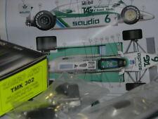 Tameo Kits 1:43 KIT TMK 302 Williams FW08 F.1 Ford Winner Swiss GP 1982 W.C. NEW