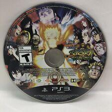 Naruto Shippuden: Ultimate Ninja Storm Revolution PlayStation 3 PS3 - Disc Only