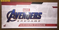 Ready! Hot Toys Marvel Avengers Endgame Light Box New