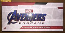 Ready! Hot Toys Marvel Avengers Endgame Light Box New