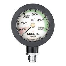 Suunto By Huish Sm-36 Tank Pressure Gauge 4000psi No Hose