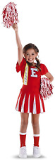High School Musical Cheerleader Costume by Disguise Disney Size Small (4-6X)